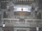 Archived image Webcam The Tomb of John Paul II (Vatican Grottoes) 04:00