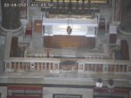 Archived image Webcam The Tomb of John Paul II (Vatican Grottoes) 06:00