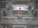 Archived image Webcam The Tomb of John Paul II (Vatican Grottoes) 08:00