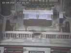 Archived image Webcam The Tomb of John Paul II (Vatican Grottoes) 12:00