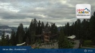 Archived image Webcam Spruce Tree Castle in Zell am Ziller 01:00