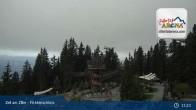 Archived image Webcam Spruce Tree Castle in Zell am Ziller 09:00