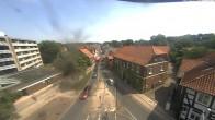 Archiv Foto Webcam Blick über Walsrode 06:00