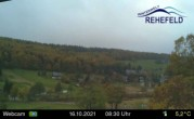Archiv Foto Webcam Rehefeld-Zaunhaus im Erzgebirge 02:00