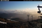 Archived image Webcam Glencoe Mountain - Meall a'Bhuiridh Summit 23:00