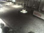Archived image Webcam Karlsruhe Market Square 20:00