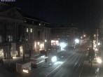 Archiv Foto Webcam Europaplatz in Karlsruhe 22:00