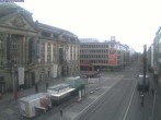 Archiv Foto Webcam Europaplatz in Karlsruhe 07:00