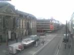 Archiv Foto Webcam Europaplatz in Karlsruhe 13:00