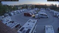 Archived image Webcam Motorhome Campsite Nesselwang 22:00
