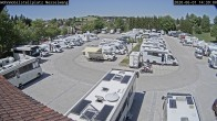 Archived image Webcam Motorhome Campsite Nesselwang 08:00