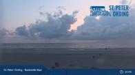 Archiv Foto Webcam St. Peter-Ording: Badestelle Bad 00:00