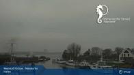 Archiv Foto Webcam Timmendorfer Strand: Niendorfer Hafen 09:00