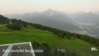 Archiv Foto Webcam Patscherkofel Bergstation 02:00