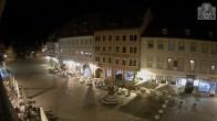 Archived image Webcam Quedlinburg: Market Place 18:00