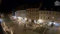 Archiv Foto Webcam Marktplatz Quedlinburg 18:00