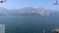 Archived image Webcam Lake Garda - Brenzone 08:00