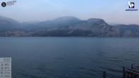 Archived image Webcam Lake Garda - Brenzone 02:00
