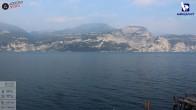 Archived image Webcam Lake Garda - Brenzone 04:00