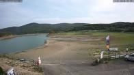 Archived image Webcam Lake Eder: Bringhausen 17:00