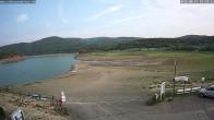 Archived image Webcam Lake Eder: Bringhausen 18:00