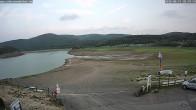 Archived image Webcam Lake Eder: Bringhausen 19:00