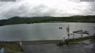 Archived image Webcam Lake Eder: Bringhausen 22:00