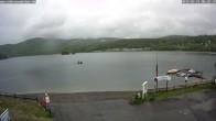 Archived image Webcam Lake Eder: Bringhausen 00:00