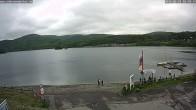 Archived image Webcam Lake Eder: Bringhausen 08:00