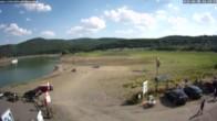 Archiv Foto Webcam Edersee: Blick von Bringhausen 10:00