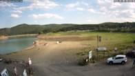 Archiv Foto Webcam Edersee: Blick von Bringhausen 12:00
