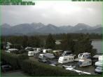 Archiv Foto Webcam Campingplatz am Hopfensee 00:00