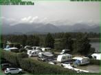 Archiv Foto Webcam Campingplatz am Hopfensee 04:00