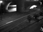 Archived image Webcam Heidelberg: Old Bridge 22:00