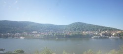 Archived image Webcam Panoramic view of Heidelberg 02:00
