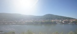 Archived image Webcam Panoramic view of Heidelberg 04:00