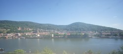 Archived image Webcam Panoramic view of Heidelberg 10:00