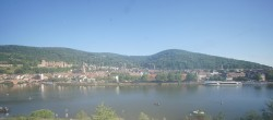 Archived image Webcam Panoramic view of Heidelberg 12:00