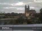 Archiv Foto Webcam Magdeburger Dom 04:00