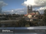 Archiv Foto Webcam Magdeburger Dom 06:00