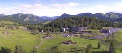 Archived image Webcam Hotel Schwägalp - Säntis mountain 02:00
