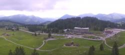 Archived image Webcam Hotel Schwägalp - Säntis mountain 08:00