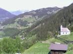 Archived image Webcam Blick über das Kaunertal 04:00