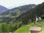 Archived image Webcam Blick über das Kaunertal 10:00