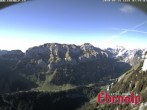 Archived image Webcam Ebenalp - View Marwees Ridge 02:00