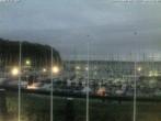 Archived image Webcam Marina Flensburg 22:00