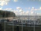 Archiv Foto Webcam Yachthafen Flensburg 08:00