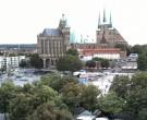 Archived image Webcam Erfurt - Cathedral Square 10:00
