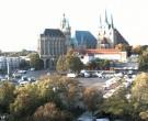 Archiv Foto Webcam Erfurter Domplatz 02:00