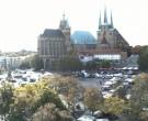 Archiv Foto Webcam Erfurter Domplatz 06:00